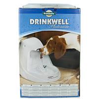 Поилка - фонтан D2EU_RE_20 PetSafe Drinkwell Platinum Pet Fountain автоматическая для собак 5 л