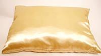 Атласная подушка 50х70
