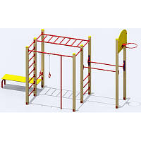 Детский Гимнастический Комплекс на детскую площадку