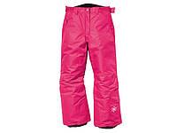 Лыжные термо штаны для девочки из Германии