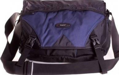 Мужская сумка на плечо Onepolar W5049-navy синяя