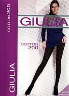 Колготы Gulia 200 Den cotton (Хлопок)