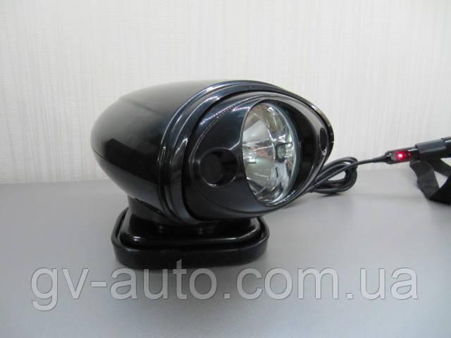 Фара искатель, прожектор 2039, ксенон 55Вт - 4300 люмен, радиоуправляемая на магните