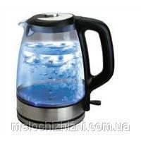Чайник Стеклянный электрический с подсветкойDelfa (Арт. 125)