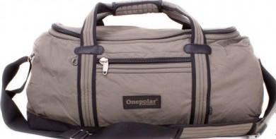 Вместительная дорожная сумка цвета хаки 45 л. Onepolar WA809-hakki