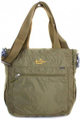 Cпортивная удобная сумка на плечо ONEPOLAR (ВАНПОЛАР) W5239-green зеленая