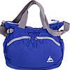 Женская удобная спортивная сумка через плечо ONEPOLAR (ВАНПОЛАР) W5220-blue
