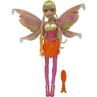 Кукла Winx Club  Bloomix Stella Doll (Винкс Стелла Сила Беливикса) Оригинал
