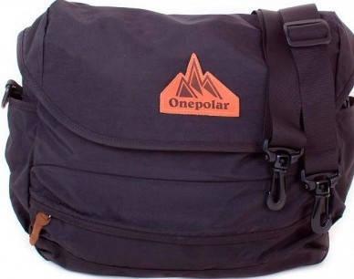 Женская прочная спортивная сумка ONEPOLAR (ВАНПОЛАР) W5629-black