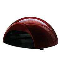 Лампа LED+CCFL шарик красный 15 Вт