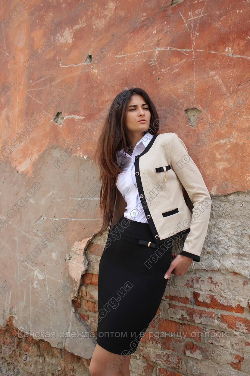 Женская одежда в стиле шанель купить