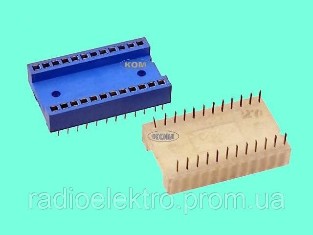 Панелька микросхем РС-24-7