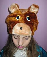 Маски -шапки к карнавальным костюмам