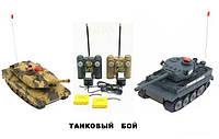 Игрушка на радиоуправлении Танковый бой