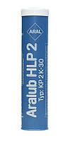Пластичная смазка ARALUB HLP 2  0,4л