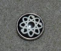 Кнопка  нуса. 18 мм