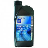 Моторное масло GM Genuine Semi Synthetic 10w40 1л