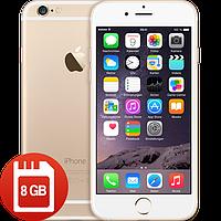 "Лучший китайский айфон 6, 8GB, Android, камера 5 Mpx, мультитач 4.7"", 1 SIM, 2 ядра."