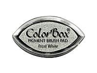 Пигментные чернила ColorBox Pigment Cat's Eye Ink Pad — Frost White