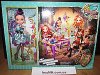 Набор Ever After High Hat-Tastic Madeline Hatter Doll and Party Display Мэделин Хэттер Чайная вечеринка