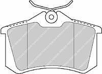 Колодки FERODO (IBIZA II; III; IV; V)
