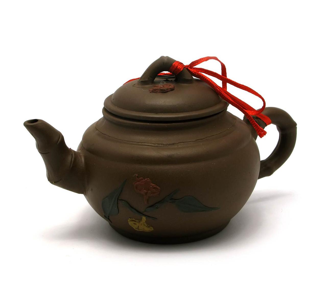 Чайник для заварки глина
