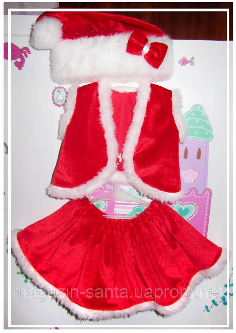Новогодние костюмы на девочку сшить