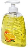 Жидкое натуральное мыло линии SPA, цитрусовый фреш Арго за кожи лица, тела, рук, очищает, питает, смягчает