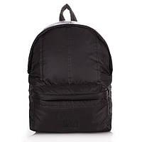 Рюкзак дутый черный Poolparty, фото 1