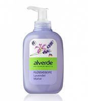 Жидкое мыло Alverde Лаванда и мальва 300 мл