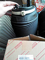 Пневмобаллон задний правый на Лексус / Lexus GX470, пневмоцилиндр оригинальный номер 48080-35011