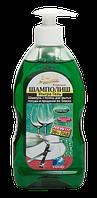 Средство для мытья посуды Шамполиш Ультра Гель Bagi (Израиль), диспенсер 36 % ПАВ, 500 мл
