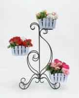 Подставка для цветов Парус 3 Кантри.