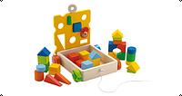 Деревянный набор Кубики Мышки