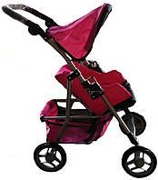 Детская коляска для куклы трансформер  9337