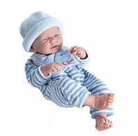 Berenguer, кукла пупс Нино сонный мальчик, Nino boy 43 см