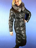 Женское зимнее пальто на тинсулейте
