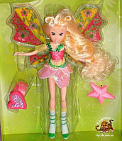 Флора - Кукла Фея Винкс (Winx) - музыкальная, светятся крылышки