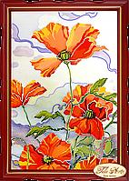 Набор для вышивки бисером Батик НГ-021