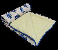 Одеяло меховое, микрофибра, двуспалка
