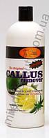 Кислотный пилинг для педикюра Callus remover 1л