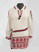 Туніка в українському стилі