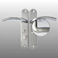 Ручки дверные BORDER D-66.2/02-01 CR-R