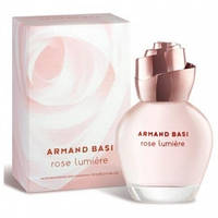 Женские ароматы Armand Basi Rose Lumiere (фруктово-цветочный аромат)