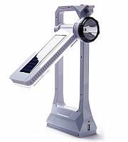 Светодиодная лампа YJ-6851T, 36+1 LED + солнечная панель
