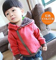 Свитер-пальто для мальчика