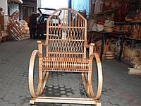 Кресло качалка букова