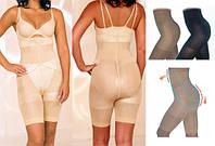 Утягивающее корректирующее белье (корсет-шорты) Слим-н-Лифт Сюприм