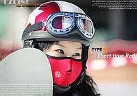 Горнолыжная защитная маска для лица