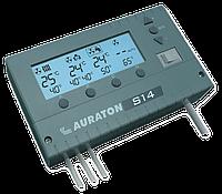 4-х канальный контроллер для твердотопливных котельных AURATON-S14